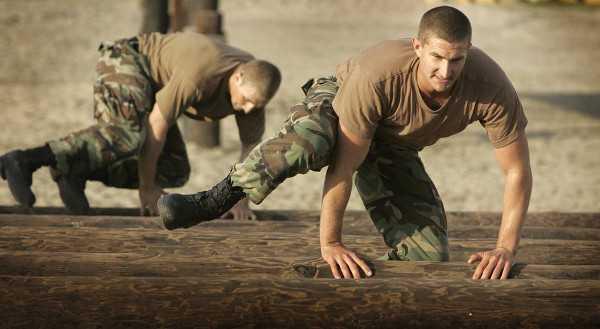 trening komandosów Navy Seals