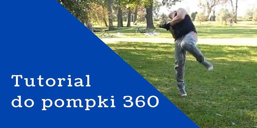 tutorial pompka 360 stopni